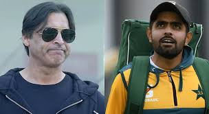 Shoaib wants Babar to become