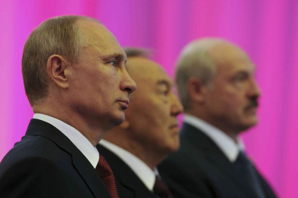 Is Russia preparing to replace Belarus dictator