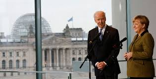 Well done Merkel! come on Biden!