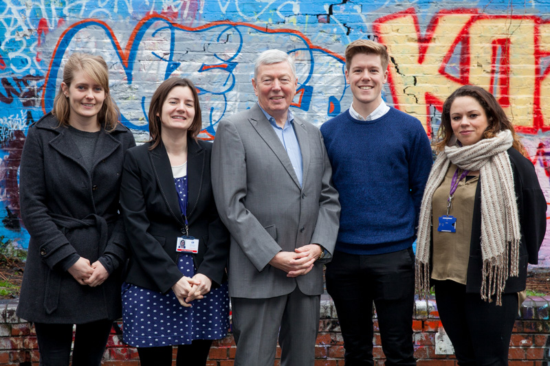 'I was instinctively a defender of social services': Alan Johnson on social work