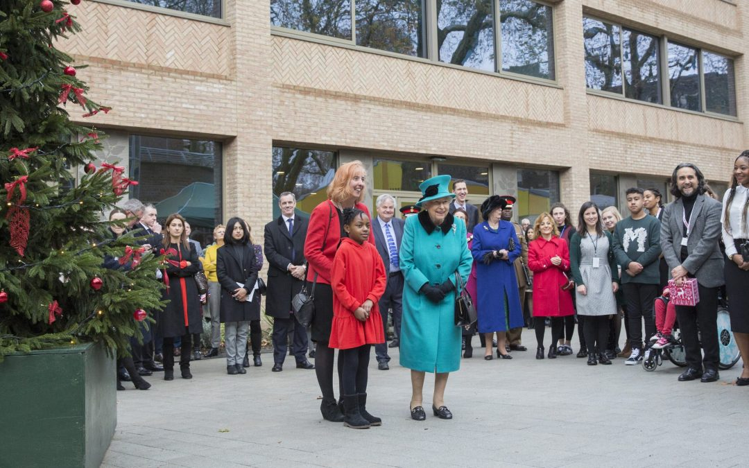 Frontline moving to Coram's new Queen Elizabeth II Centre in 2019