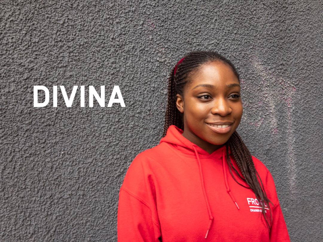 Divina, Frontline Brand Manager