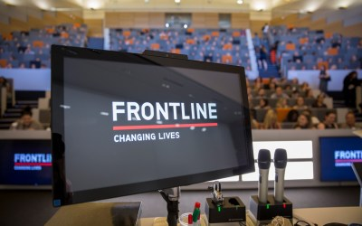 Applications open for the Frontline programme
