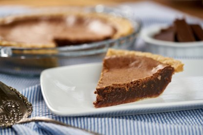 Darden's Delights' Fudge Pie