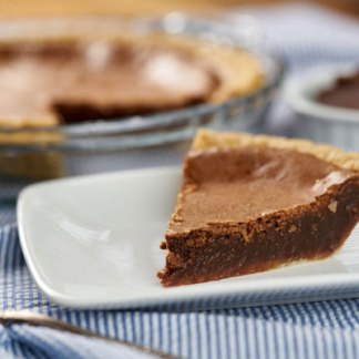 Darden's Delights' Fudge Pie