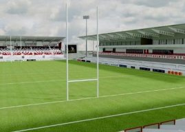 Ulster: Ravenhill to Officially Open on May 2nd
