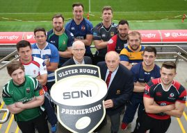 Club: New SONI Ulster Rugby Premiership