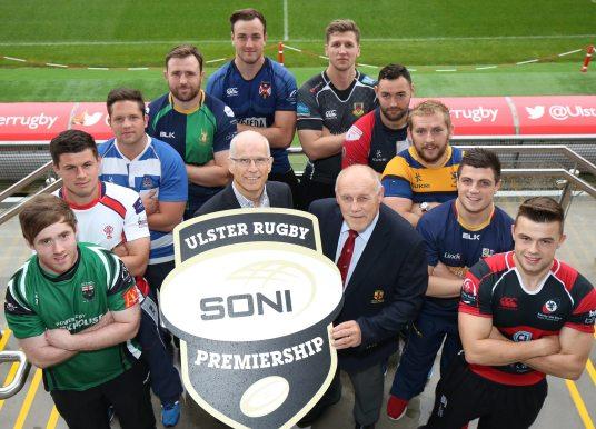 Club: New SONI Ulster Rugby Premiership