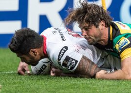 Friendly: Ulster 29 Northampton 19 (Pictures)