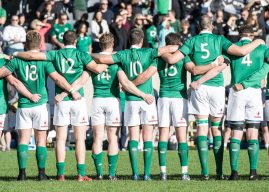 Autumn Series: Teams up for Ireland v New Zealand II