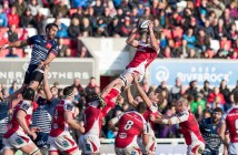 Ulster Rugby , Bordeaux Begles, European Rugby Champions Cup