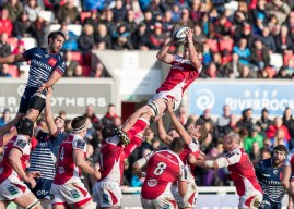 Ulster Rugby end European campaign with a loss.