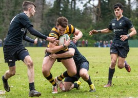 RBAI progress to last four in Danske Bank Schools Cup