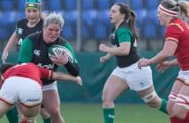 Ilse van Staten. Ireland Women's Rugby, Scotland Women's Rugby