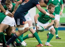Ireland U20's face tough test in Wales!