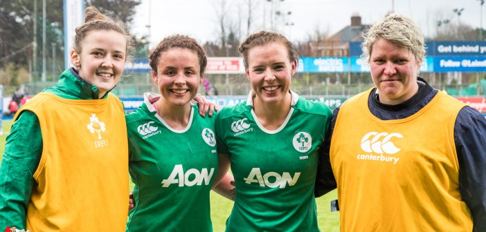 Ireland Women Six Nations Review. Who did what!