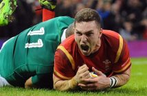 Ireland Rugby, Wales Rugby, George North, RBS Six Nations
