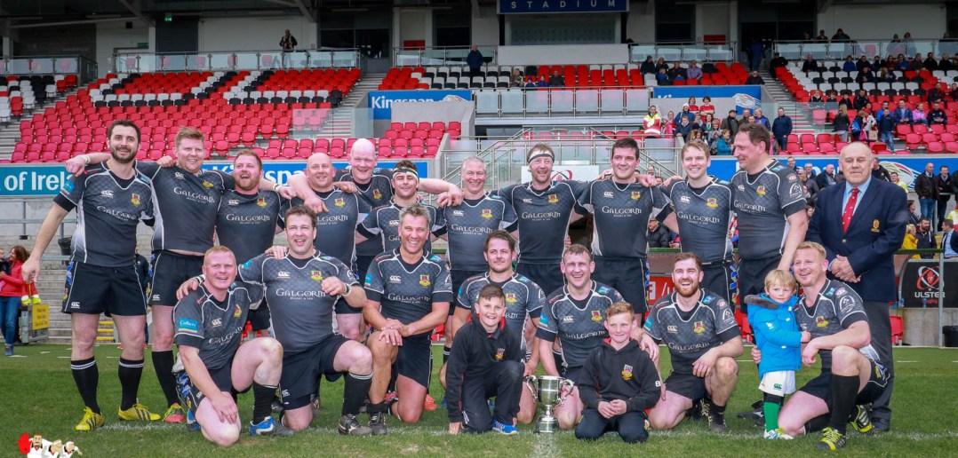 McCambley Cup, Ballymena RFC