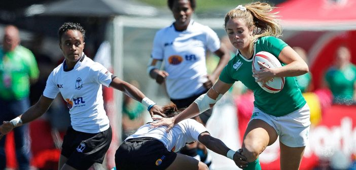 Ireland Women Sevens enjoy Canadian success