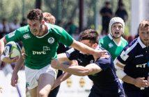 Jacks Kelly, Ireland U20