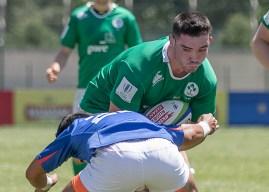 U20 Championship: Ireland U20 v Georgia U20 Live