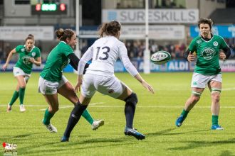 2017-03-17 Ireland Women v England Women (Six Nations) -- 33