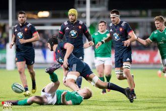 2017-02-24 Ireland U20 v France U20 (Six Nations) -- M27