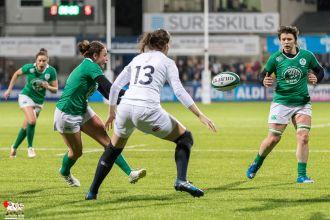 2017-03-17 Ireland Women v England Women (Six Nations) -- 33