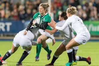 2017-03-17 Ireland Women v England Women (Six Nations) -- 54