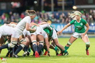 2017-03-17 Ireland Women v England Women (Six Nations) -- 64