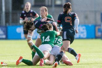 2017-02-26 Ireland Women v France Women (Six Nations) -- M22