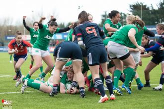 2017-02-26 Ireland Women v France Women (Six Nations) -- M46