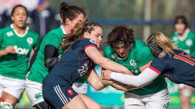 2017-02-26 Ireland Women v France Women (Six Nations) -- M69