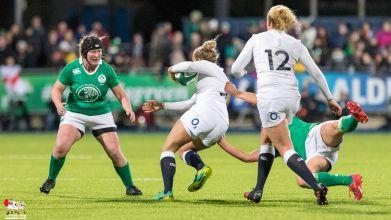 2017-03-17 Ireland Women v England Women (Six Nations) -- 77