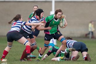2017-01-08 Ballynahinch Women v Blackrock Women -- 9