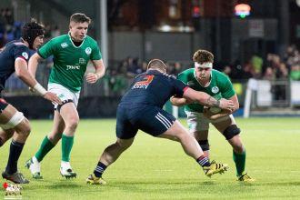 2017-02-24 Ireland U20 v France U20 (Six Nations) -- M18