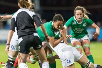 2017-03-17 Ireland Women v England Women (Six Nations) -- 69