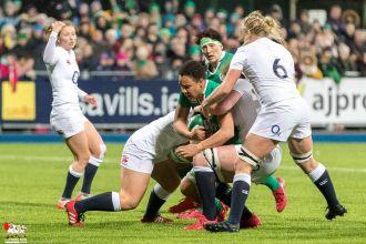 2017-03-17 Ireland Women v England Women (Six Nations) -- 34