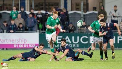 2017-02-24 Ireland U20 v France U20 (Six Nations) -- M64