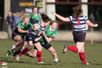 2017-01-08 Ballynahinch Women v Blackrock Women -- 17