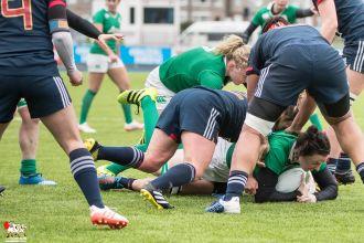 2017-02-26 Ireland Women v France Women (Six Nations) -- M45