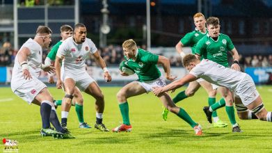 2017-03-17 Ireland U20s v England U20s (Six nations) -- 21