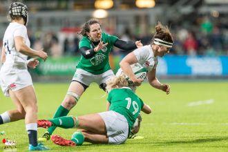 2017-03-17 Ireland Women v England Women (Six Nations) -- 70