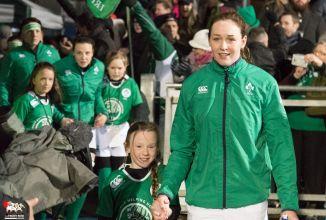 2017-03-17 Ireland Women v England Women (Six Nations) -- 1