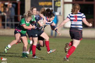 2017-01-08 Ballynahinch Women v Blackrock Women -- 16