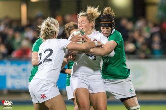 2017-03-17 Ireland Women v England Women (Six Nations) -- 37