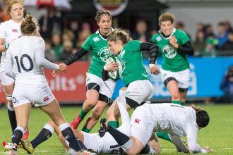 2017-03-17 Ireland Women v England Women (Six Nations) -- 19