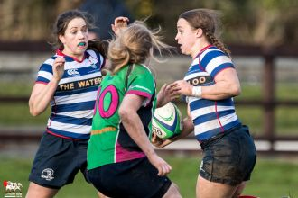 2017-01-08 Ballynahinch Women v Blackrock Women -- 46
