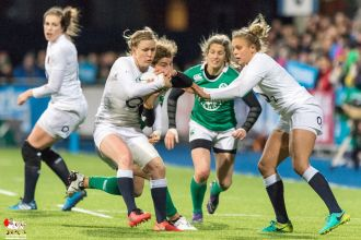 2017-03-17 Ireland Women v England Women (Six Nations) -- 51