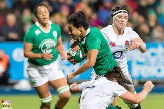 2017-03-17 Ireland Women v England Women (Six Nations) -- 35